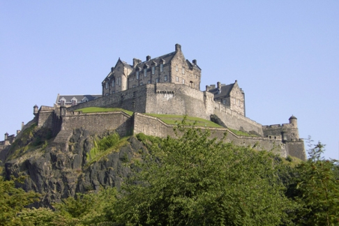 Team Building Treasure Hunts in Edinburgh