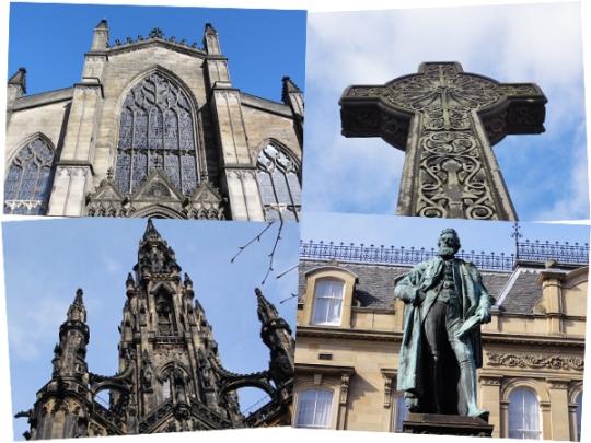 Treasure Hunts in Edinburgh
