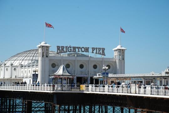 Corporate Team Building Treasure Hunts in Brighton, Sussex