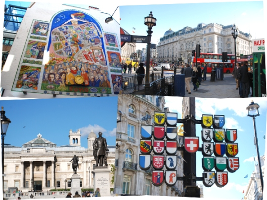 Team Building Treasure Hunts in London's West End