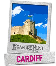 Cardiff Treasure Hunt