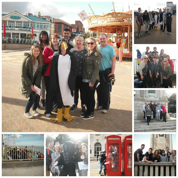 High tech treasure hunt in Bournemouth with our award winning iSpy event